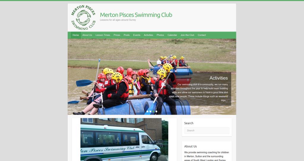 Merton Pisces Swimming Club